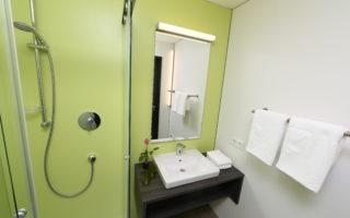 badezimmer Economy-hotel ulm