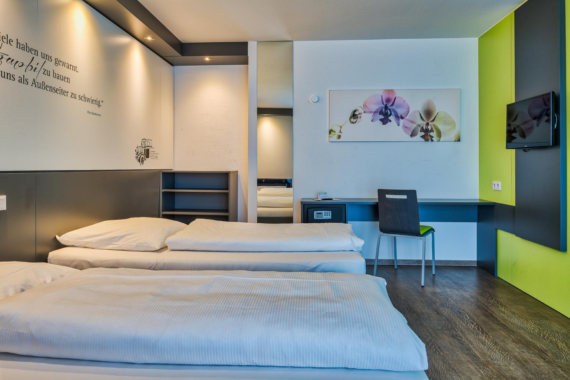 doppelzimmer economy- hotel ulm